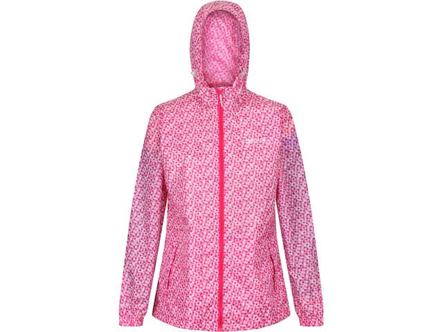 Regatta Printed Pack-It Jacket Women duchess floral edelweiss